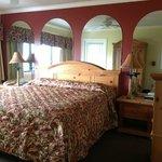 Master bedroom in #308