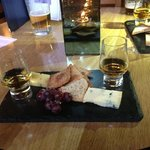cheese/whisky experience