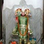 panchmukhi Hanuman at ram mandir