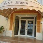 Fachada Hotel María. Edif. II
