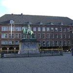 Old Town (Altstadt), Düsseldorf, Alemania.