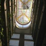 Gran  techo de vitreaux