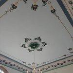 plafond restauré