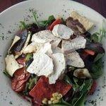 Blue Moon salad!!