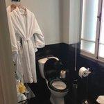 salle de douche chambre 24