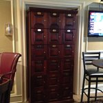 Cigar Humidor lockers for rent