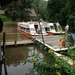 Lodge boats to transport between lodges and some excursions