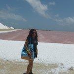 Playa rosa!!