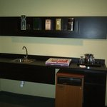 Mini Bar en Habitacion