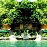 Bamboo Beach Resort Puerto Galera Philippines