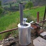 Hammam: An eco-friendly way to heat water