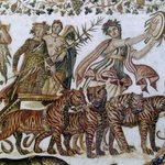 The Triumph of Dionisis (my favourite mosiac)
