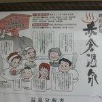 赤倉温泉の能書き