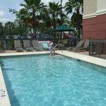 Lovely quiet pool