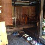 Cafe Minoseya in Tsumagojuku
