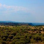 panorama campagna degli Iblei