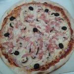 Bilde fra La mie d'Argeles - des pizzas traditionnelles genereusement garnies