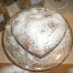 torta fatta in casa
