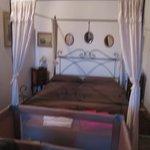dettaglio camera letto