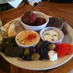 Mix Appetizer Plate