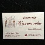 Photo of C'era Una Volta