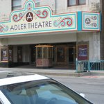 Adler Theatre, East Third Street