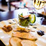 le foie gras aux figues *spécialité
