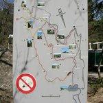 De chemins balisés pour tous les niveaux de randonnée