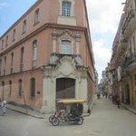Otra esquina en Habana Vieja
