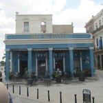 Paladar en la Habana Vieja