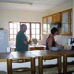 workable kitchen
