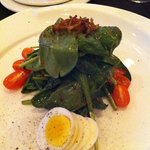 spinach salad not to good