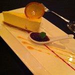 yummy cheesecake