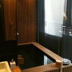 Onsen bathroom
