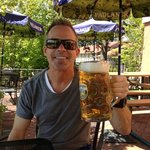 mega steins of great beer