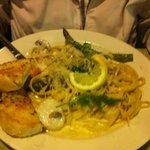 Grandpas Seafood Pasta