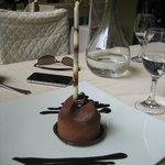 Lovely Chocolate Desert!
