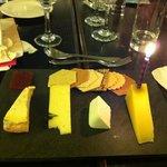 birthday cheese!