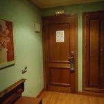 entrada a la habitacion