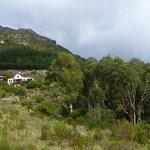 View from Cedar Lodge, Silvermist