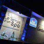 BEST WESTERN Hôtel Garden & Spa
