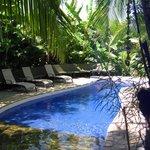 Small but wonderful pool