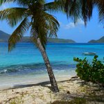 View off Sandy Island