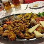 Platter to share (man V food!!)
