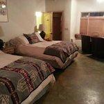 Pueblo Suite room