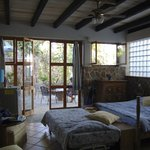 Dolphin Suite at Casa Bentley, Todos Santos, Baja Sur