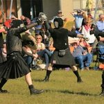 Highland Games at Amulet