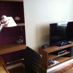 Living room area (Suite)