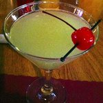 Sour Apple Martini ~ YUM YUM