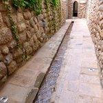 Ancient Inca water source
